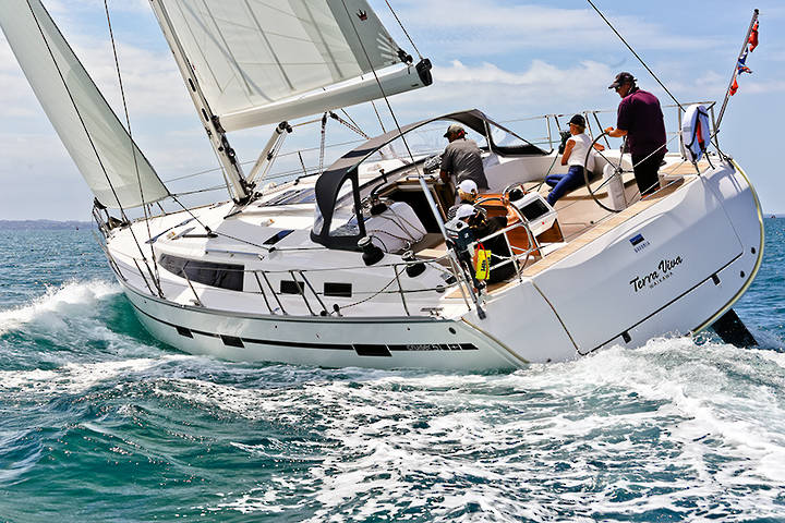 BAVARIA 51- Three cabin