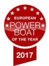 European Powerboat of the year 2017 award