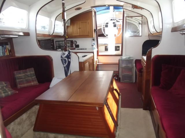 Gladden 44 Center Cockpit Ketch