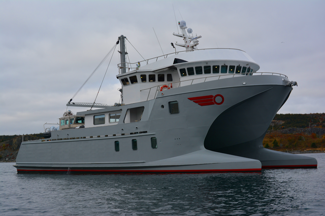 Ocean Voyager Expedition Motor Yacht